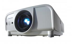 Christie LX-500 projectors