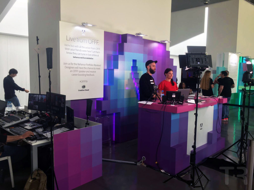Adobe workshop streaming - OFFF Festival