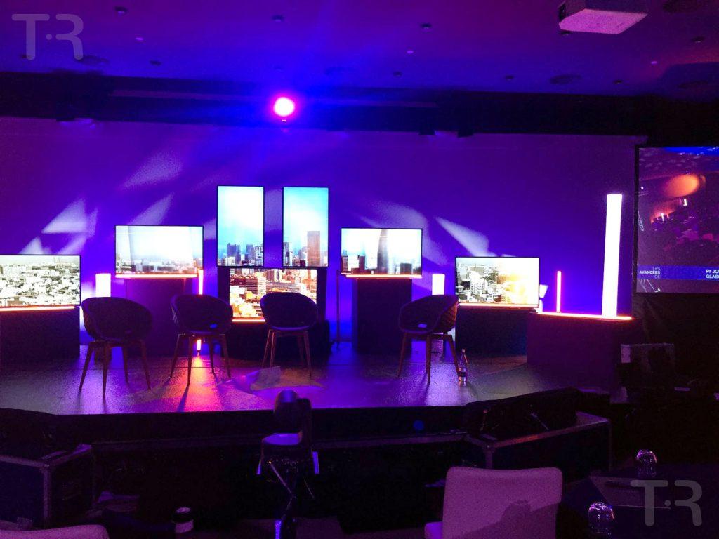 EASD TV set