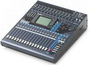 Mesa de sonido Yamaha 01v96