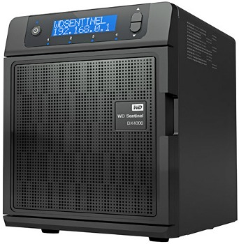 WD DX4000