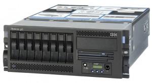 IBM P550
